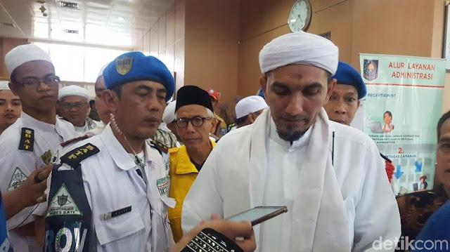 PA 212 Minta Mendagri Copot Pj Gubernur Jabar Iriawan