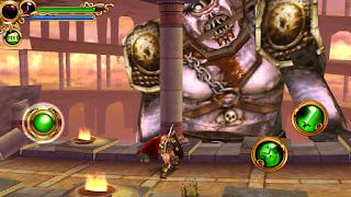 yang mana aku belum pernah sekalipun memainkan versi androidnya Unduh Game Android Gratis Hero of Sparta HD apk + data