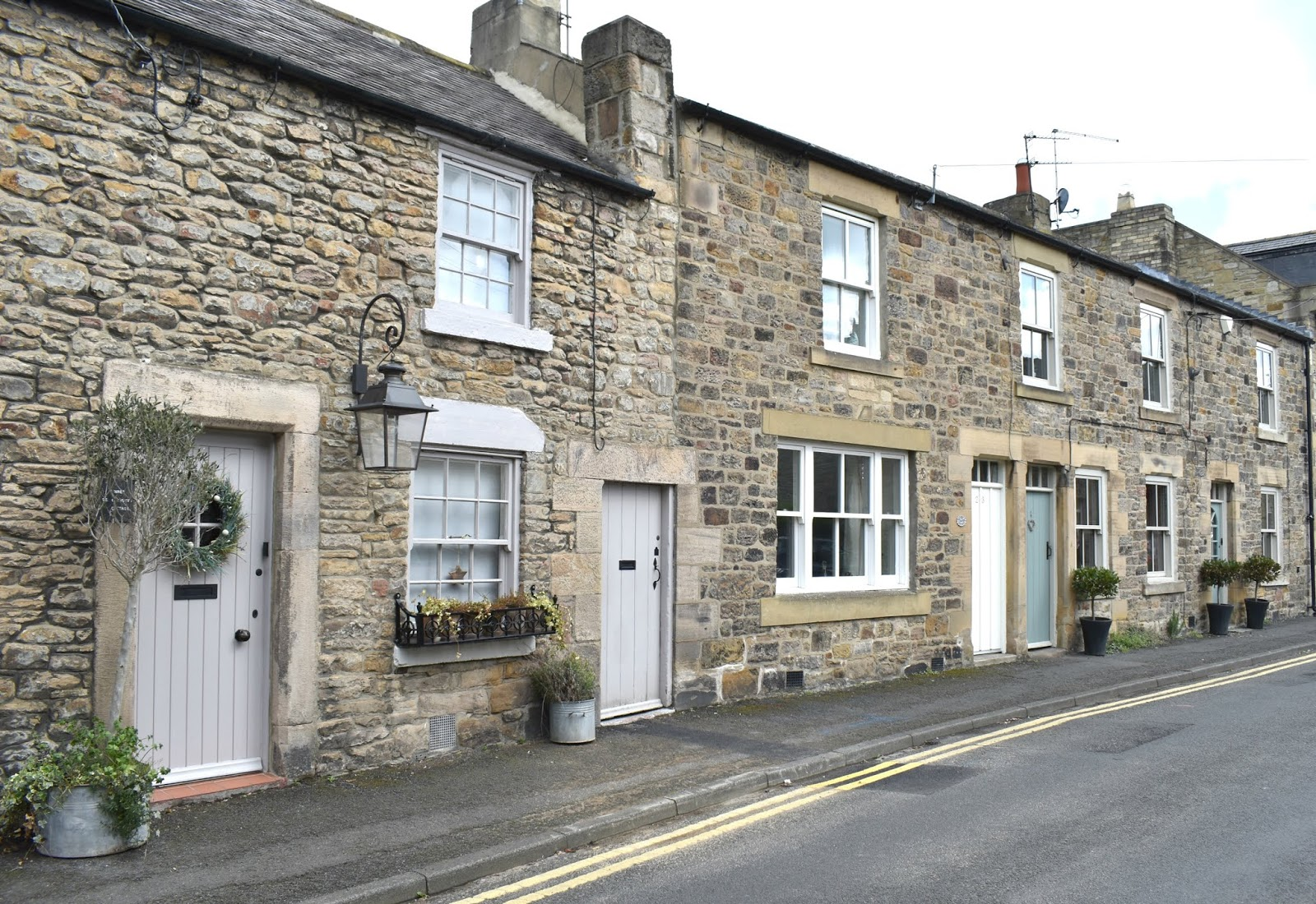 Day Trip to Corbridge in Northumberland