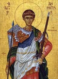 Димитрій Солунський
