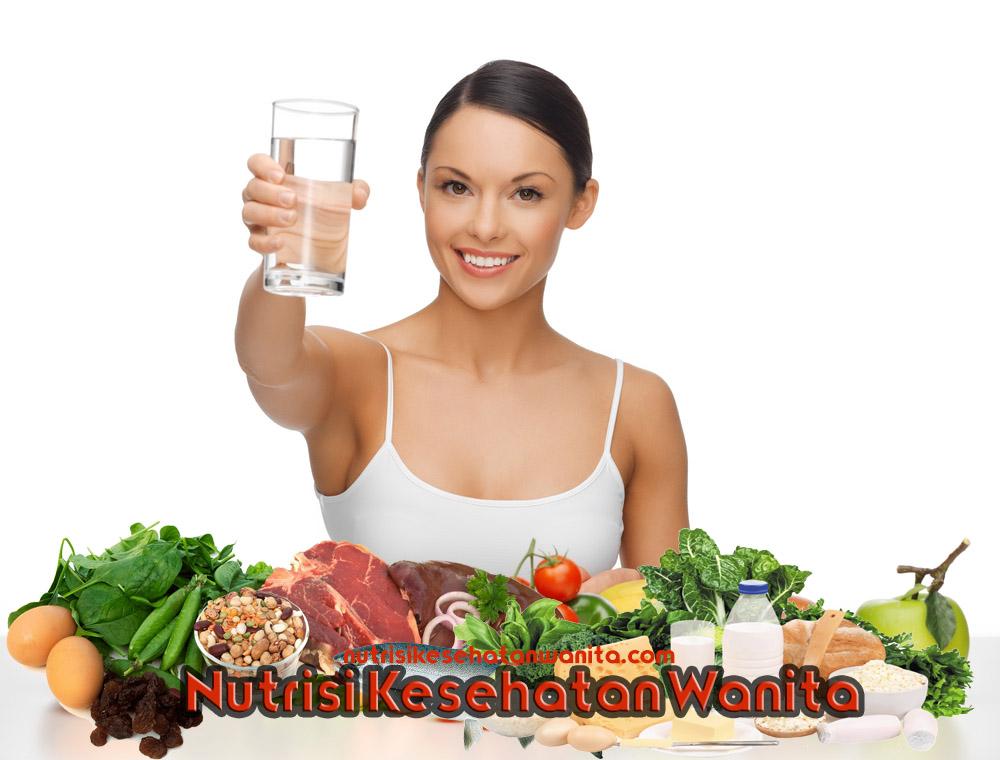 Nutrisi Penting yang Dibutuhkan Wanita Untuk Menjaga Kesehatan