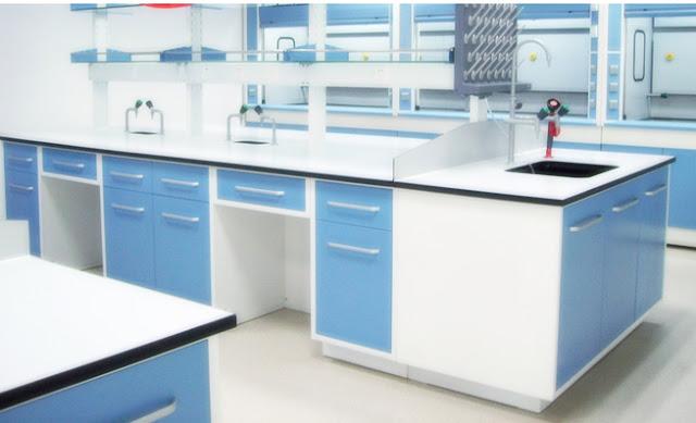 Cabinet Space Wood V Chemical Resistant Plastic Laminates