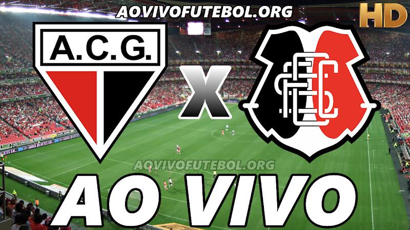 Assistir Atlético Goianiense vs Santa Cruz Ao Vivo HD
