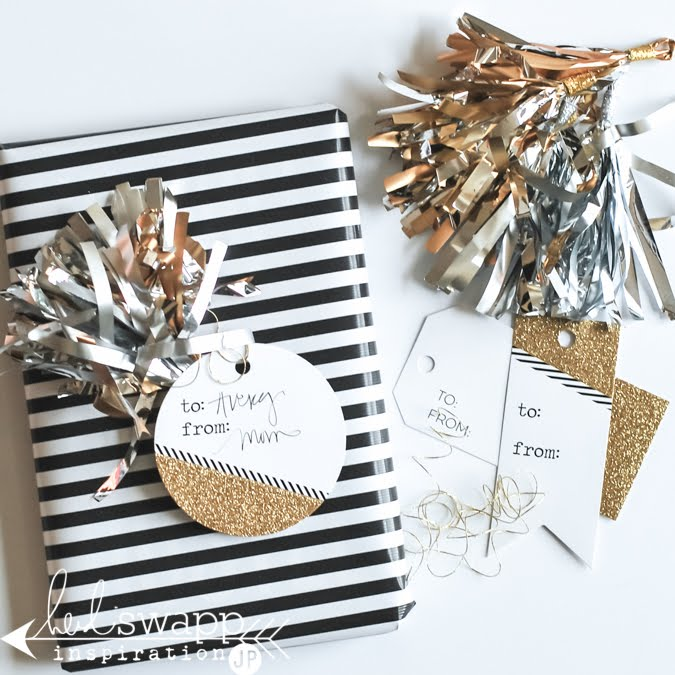 Wrap It Up for Christmas Heidi Swapp Style | @jamiepate for @heidiswapp