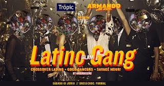 FIESTA LATINO GANG | ARMANDO All Star Bogotá