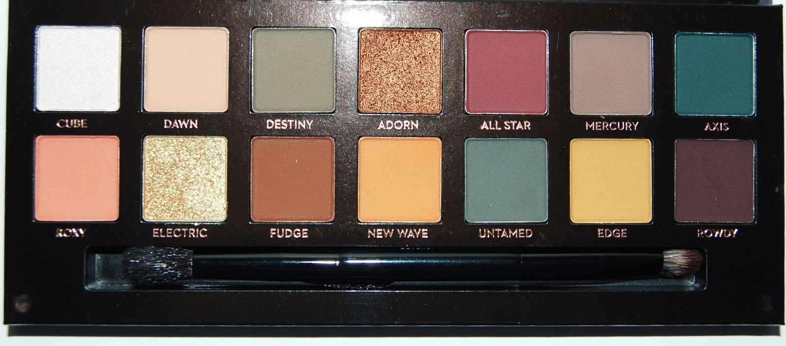 Anastasia Beverly Hill Subculture Palette