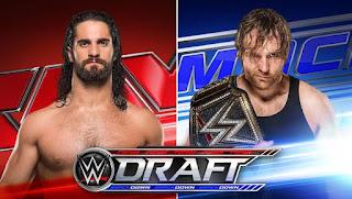 WWE - El Draft regresó a SmackDown en directo