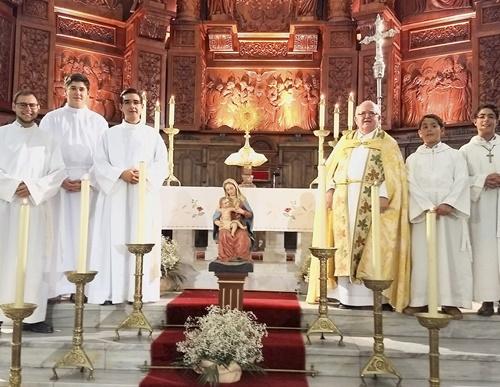 Oracion A Maria Por La Iglesia Y Las Vocaciones