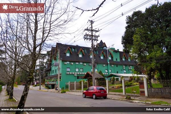 Hotel Laghetto Premium em Gramado - Inverno aconchegante