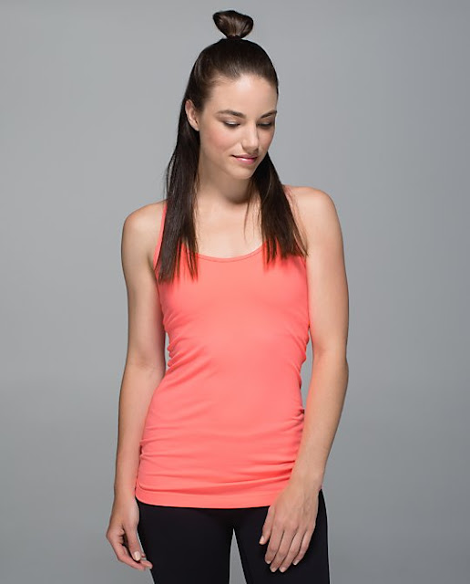 lululemon-cool-racerback grapefruit