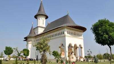 Manastirea Sfantul Simeon Stilpnicul