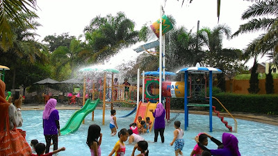 the fountain waterpark ungaran
