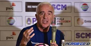 Komentar Mario Gomez Usai Persib Menang Telak atas Borneo FC