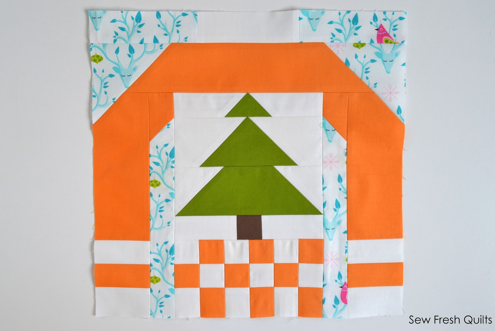 Sew Fresh Quilts: Ugly Christmas Sweaters QAL