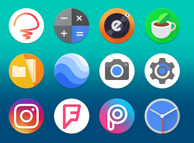 Pireo icon pack apk free download
