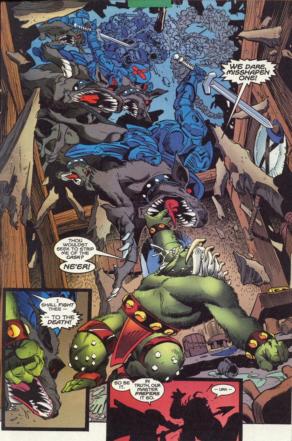 Thor (1998) Issue #29 #30 - English 11