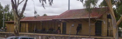 Gawler Central Railway Station