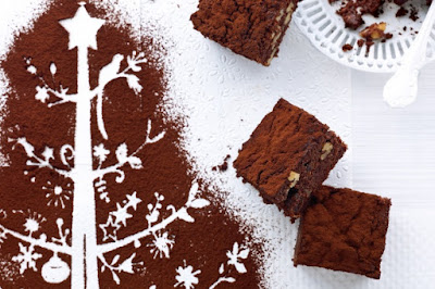 Fruit mince brownies Recipe