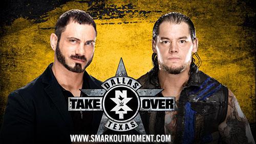 WWE NXT TakeOver: Dallas Baron Corbin vs Austin Aries
