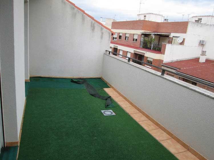 duplex en venta calle pintor ribera castellon terraza