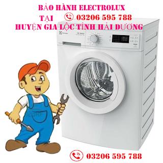 Bảo hành electrolux tại huyện gia lộc hải dương