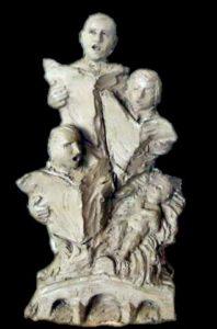 Escultura de Ramón Cuenca