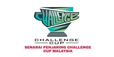 Senarai Penjaring Gol Challenge Cup Malaysia 2019