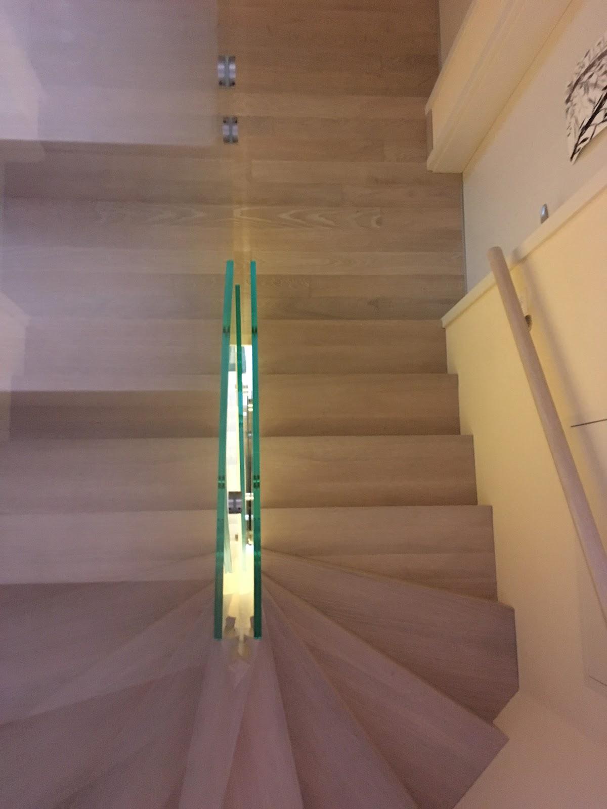 Ajouter Des Contre Marche Escalier intra-muros escaliers d'avant-garde et parois intérieures