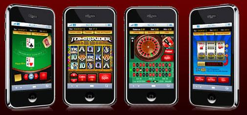 Casino Mobil App