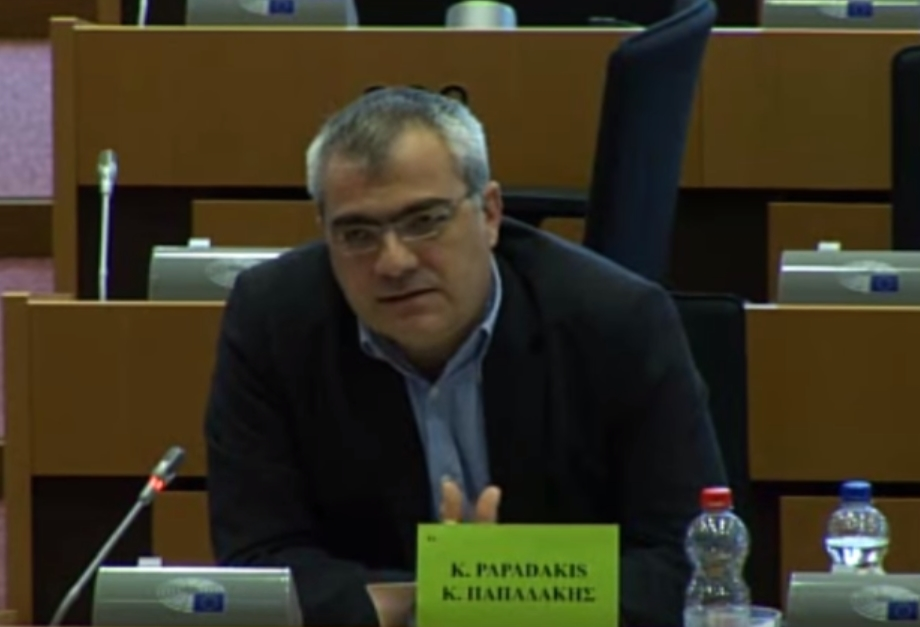 In Defense of Communism: Kostas Papadakis (KKE): The Greece-FYROM