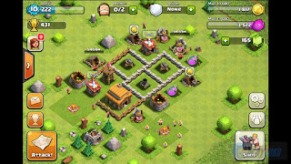 strategi clash of clans untuk pemula