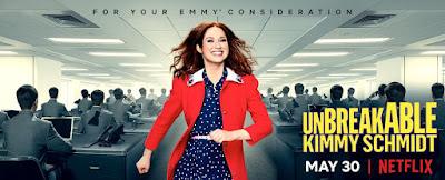 Cuarta y última temporada de Unbreakable Kimmy Schmidt