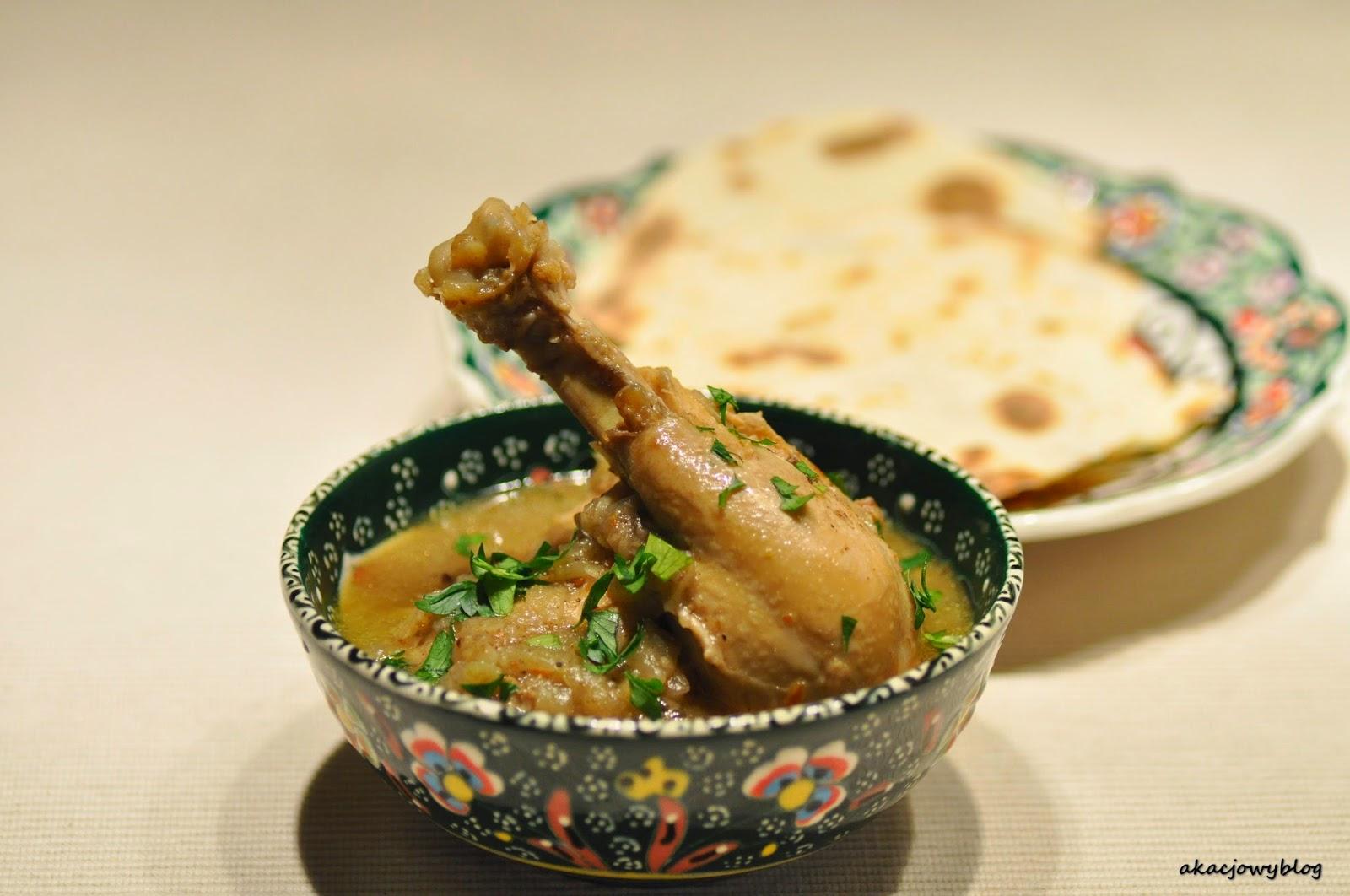Kurczak Nihari.