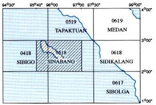 Indeks Peta Geologi Sinabang