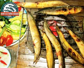 Đặc sản Khô Cá Chạch đồng nướng hấp dẫn nổi tiếng gần xa