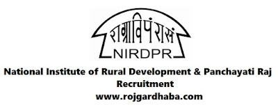 National Institute of Rural Development & Panchayati Raj