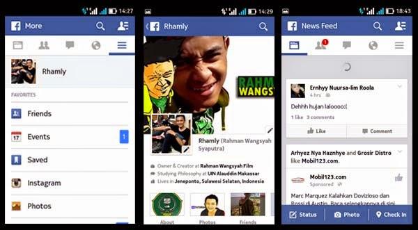 Download Aplikasi Facebook Untuk Android