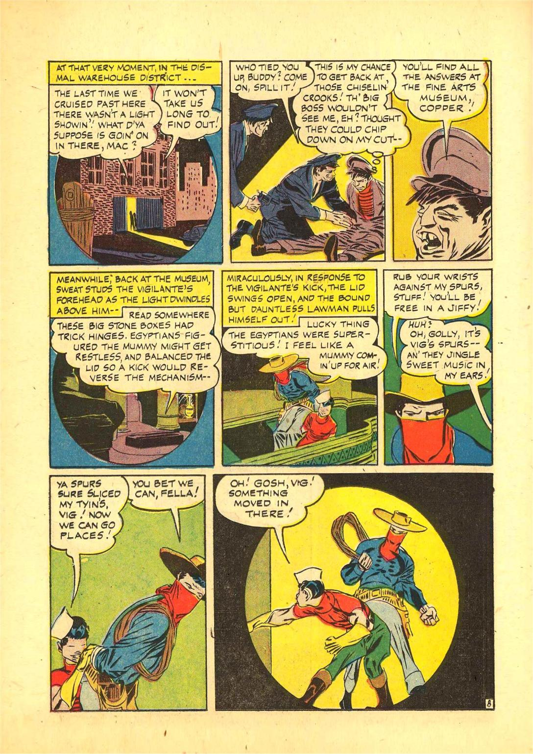 Read online Action Comics (1938) comic -  Issue #70 - 24