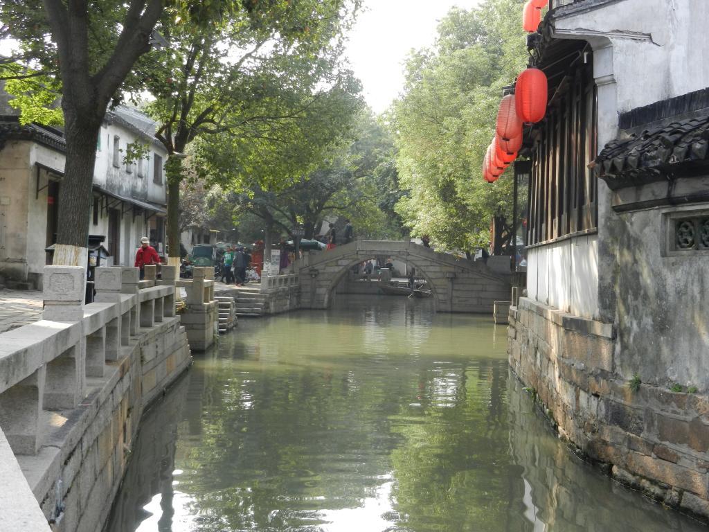 Woman in Suzhou