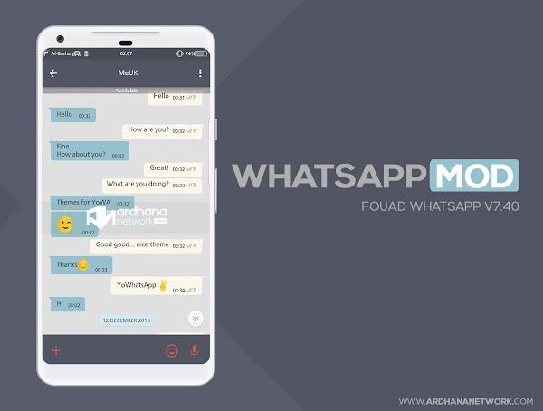 Fouad WhatsApp V7.40