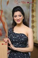 Telugu Actress Richa Panai Stills in One Shoulder Floral Long Dress at Rakshaka Bhatudu Movie Interview  0213.JPG