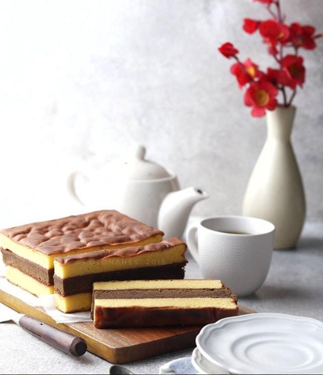 Gambar Kue Lapis Cantik