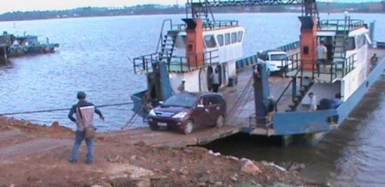 Pelabuhan pedalaman