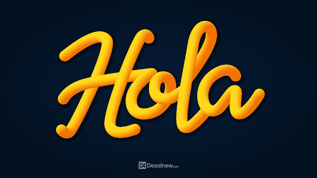 how to create fluid text effect inkscape desainew studio adobe illustrator corel draw
