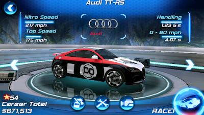 Asphalt 6: Adrenaline Full Apk + Data for Android (Offline)