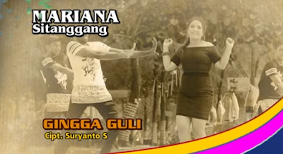 Lirik Lagu DJ Batak Ginggaguli Mariana Sitanggang