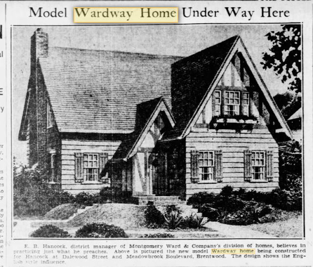 model wardway home pittsburgh pa