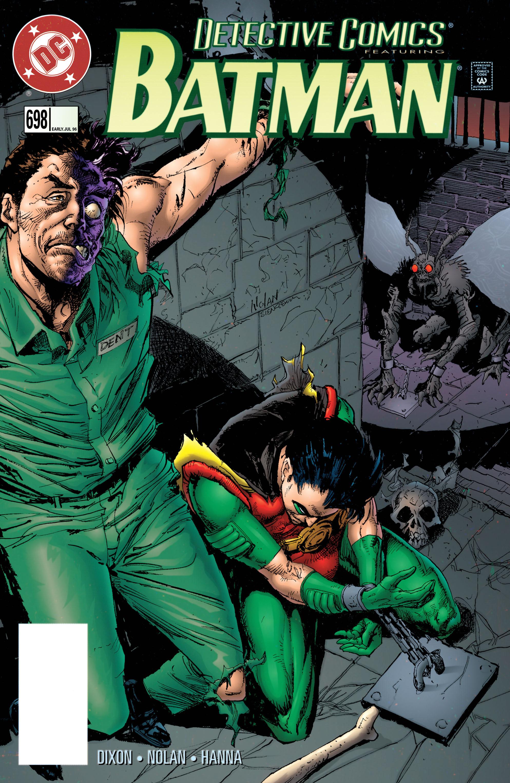 Detective Comics (1937) 698 Page 0