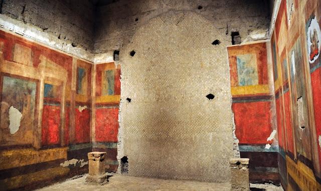Estadio Domiciano em Roma