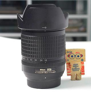 Jual Lensa Nikon 18-135mm Bekas